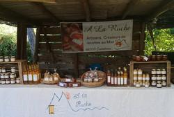 Notre Stand de produits au miel maison