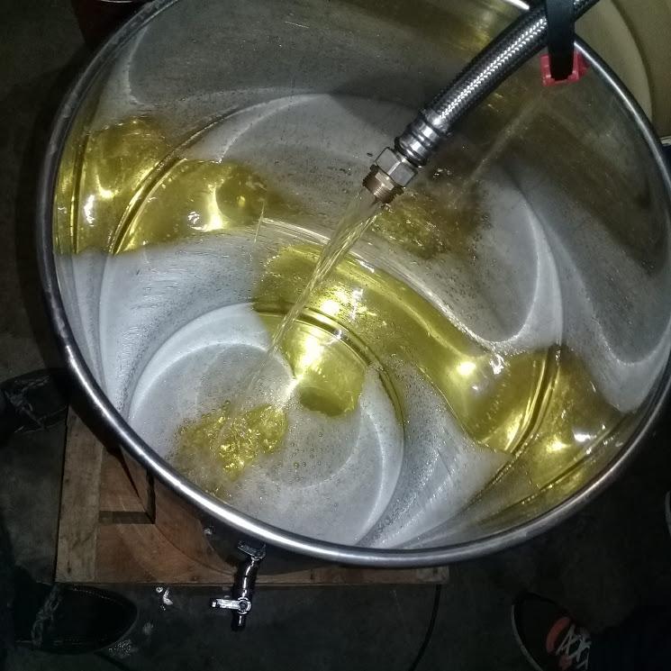 L'hydromel nouveau est arrivé !