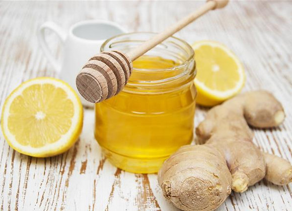 L'Antidot' : préparation Miel-Citron-Gingembre