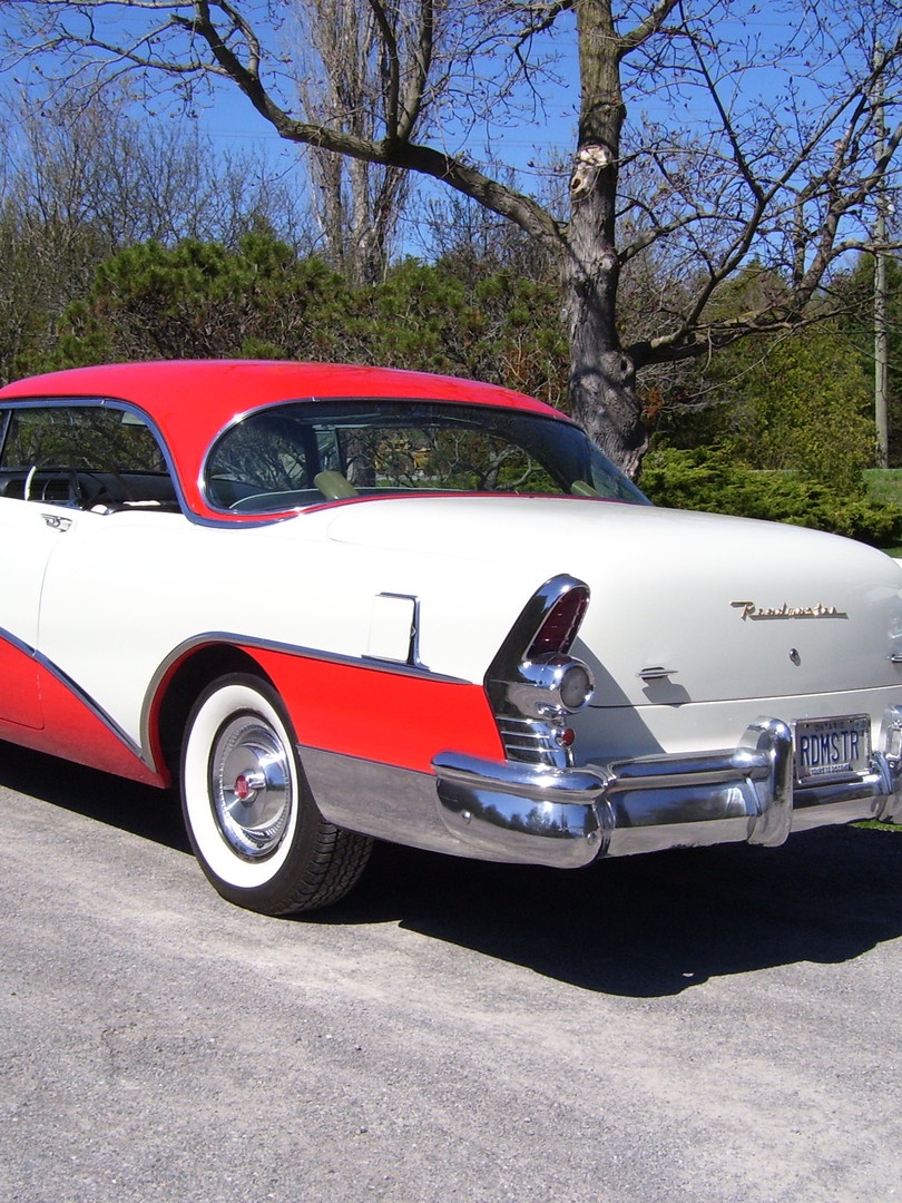 Our 1955 Buick