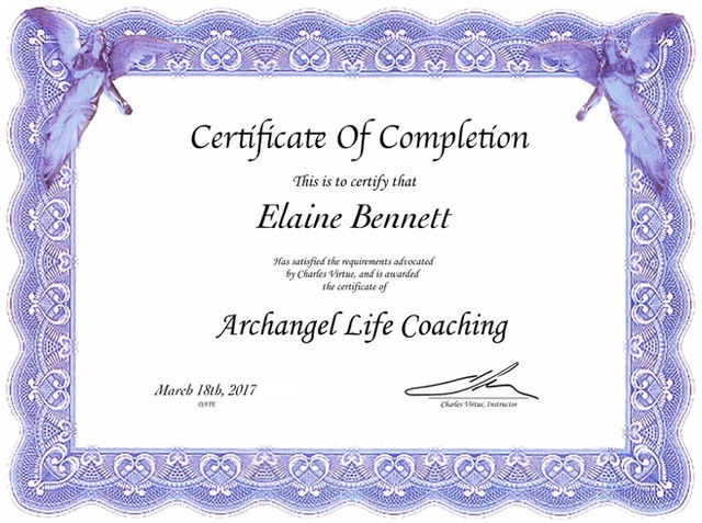 Archangel Life Coaching