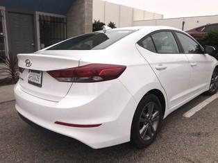 2018 Hyundai Elantra