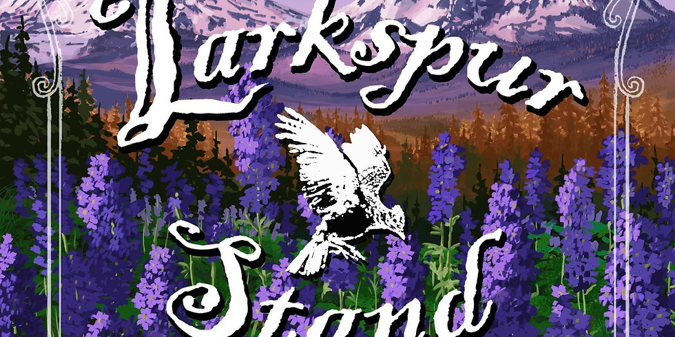 Larkspur Stand