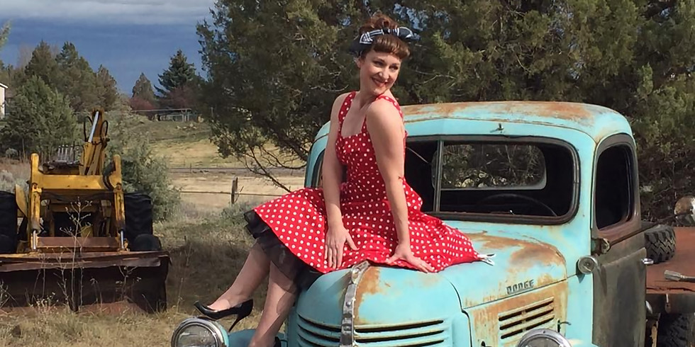 Sweet Red & The Hot Rod Billies