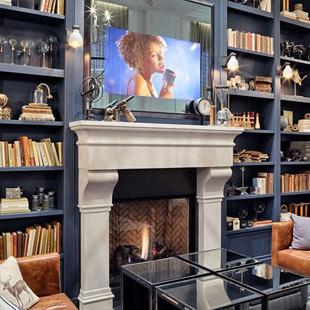 Consider Hidden Mirror TVs by Séura