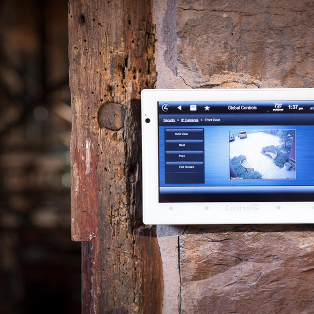 GUI Touch Panels