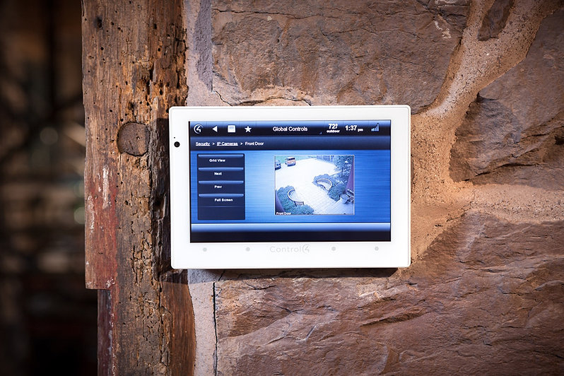 CCTV Touch Panel