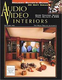Audio Video Interiors