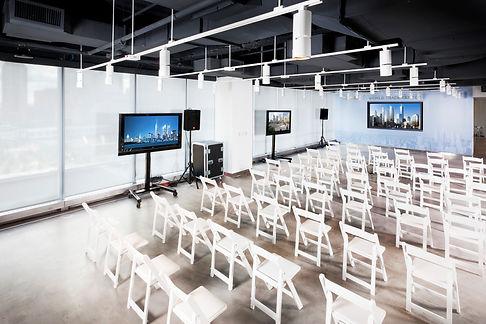 World Trade Center Presentation Room