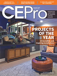 CE Pro - Project of the Year