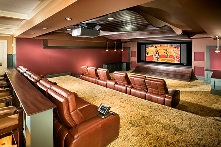 Home Theater Smart Home