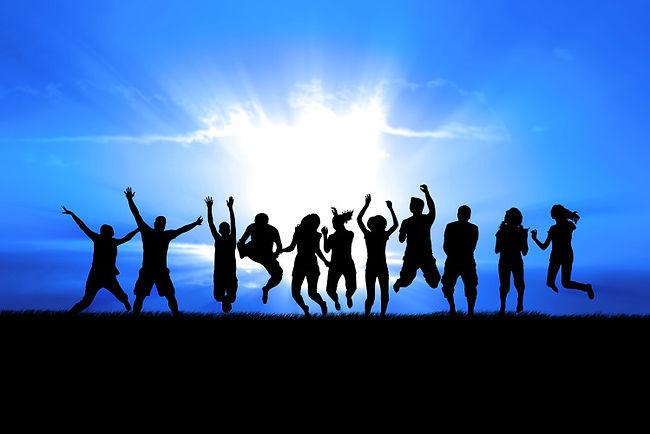 bigstock-People-Jumping-In-Sun-Rays-3455