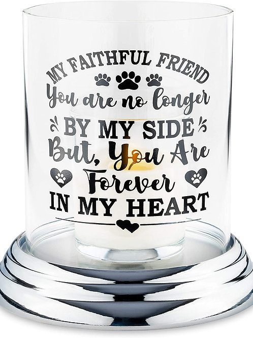 Memorial Candle Holders - Message 2