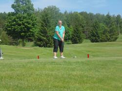 tanya golfing