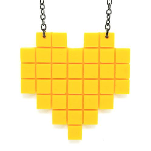 Coleção Tetris - Coração Grande