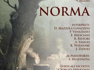 Un palazzo per la Norma di Bellini
