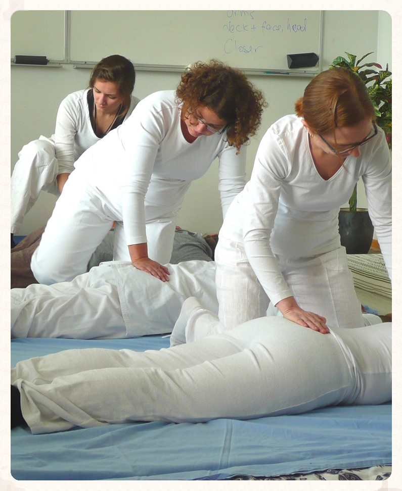 Shiatsu studies in Finland