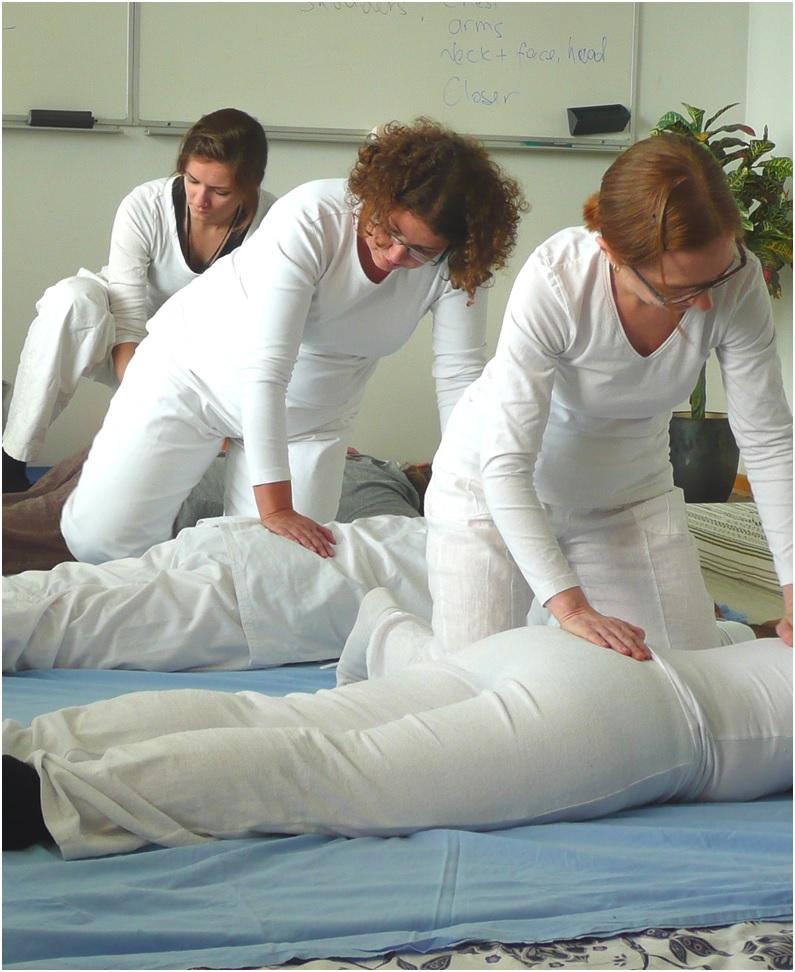 למטפלים Qi & Body