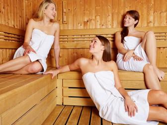 Zaujímavosti o saunovaní