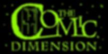 The Comic Dimension Logo