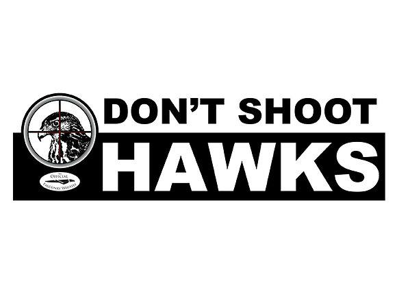 Don't Shoot Hawks