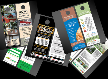 Custom Door Hanger Printing: Service Spotlight
