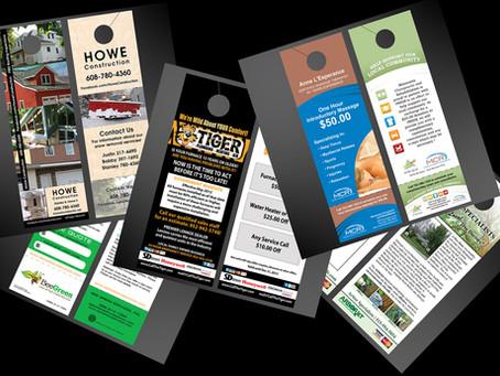 Custom Door Hanger Printing: Service Spotlight