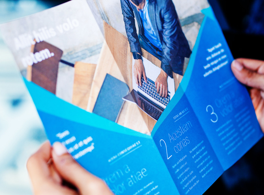 Full Color Brochure