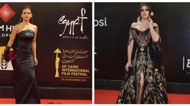 b2899601f ناقد الموضة محمد الشريف:هذه أفضل وأسوأ إطلالة بمهرجان القاهرة السينمائى