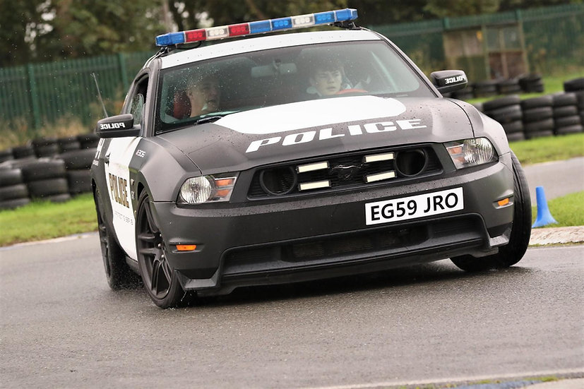 Under 17 Mustang GT Driving Experience