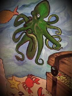 Octopus (detail)