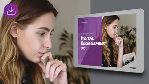 Les cinq phases de l'engagement numérique (DX)