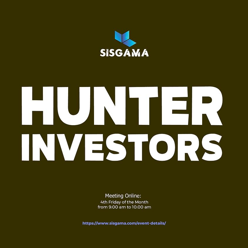 Meeting: Hunter Investors - Live BR