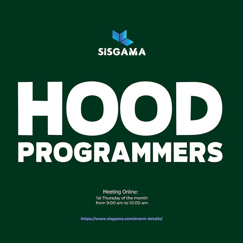 Meeting: Hood Programmers - Live BR