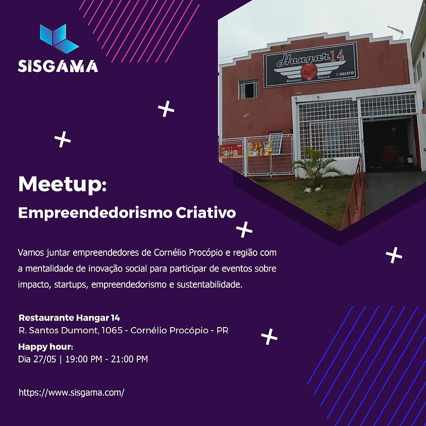 Meetup: Empreendedorismo Criativo