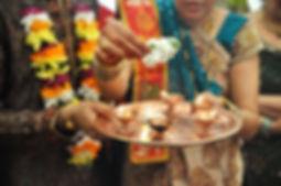 indian wedding photography santak
