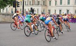 London 2012 Olympic Women's Triathlon Final - Hyde Park