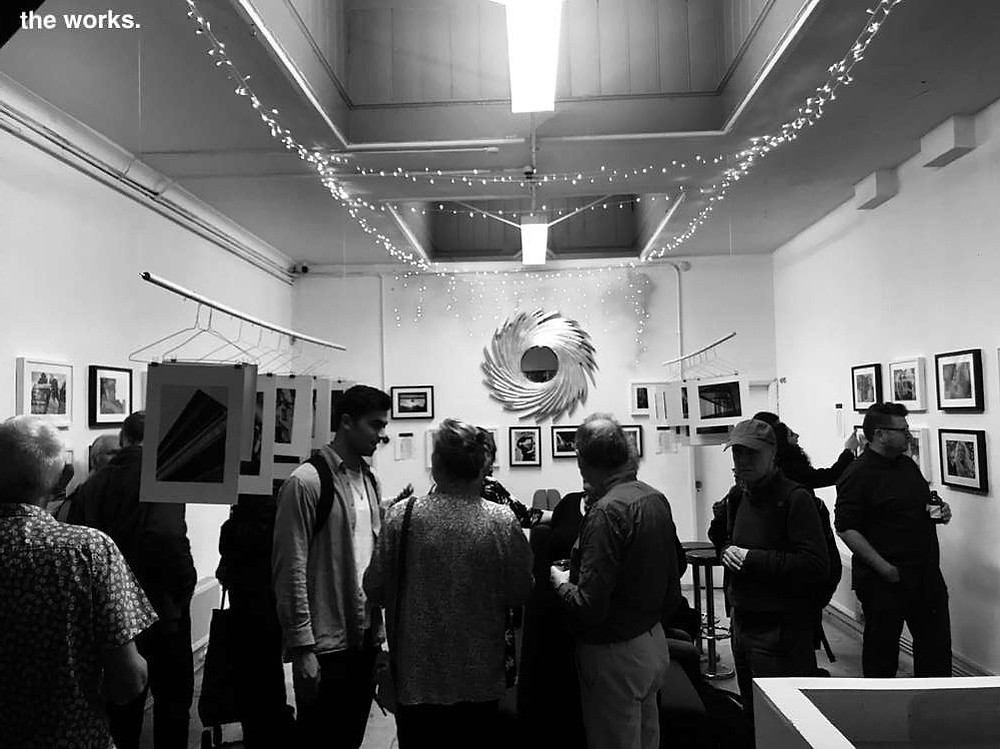 The Works of iDJ Photography Exhibition