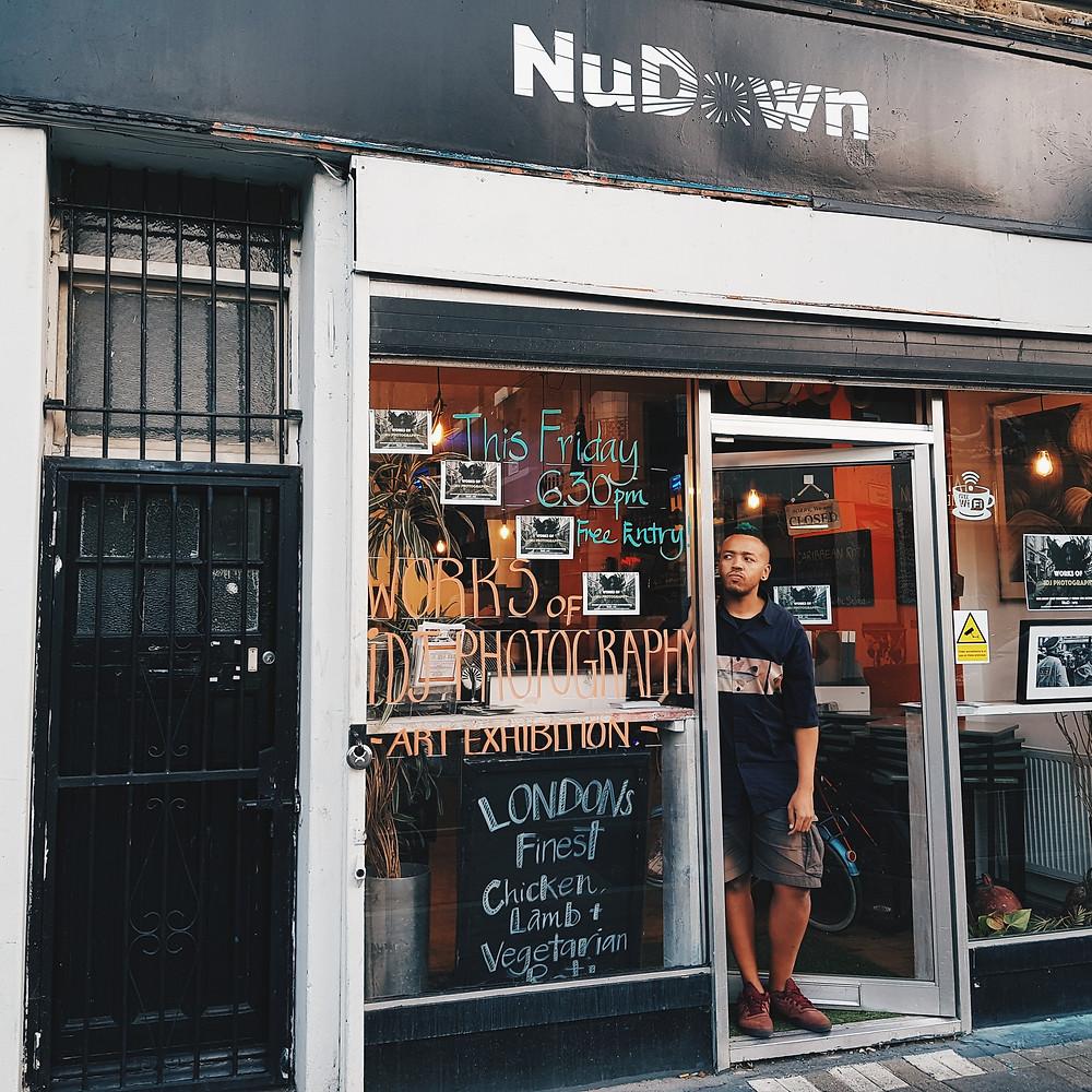Exhibition Venue, NuDawn in Hackney