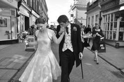 Weddings - Nell & Dan - Rochester