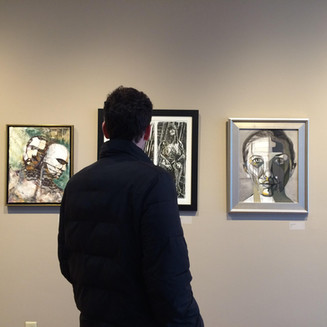 Opening at the Dodge House Gallery of the Providence Art Club