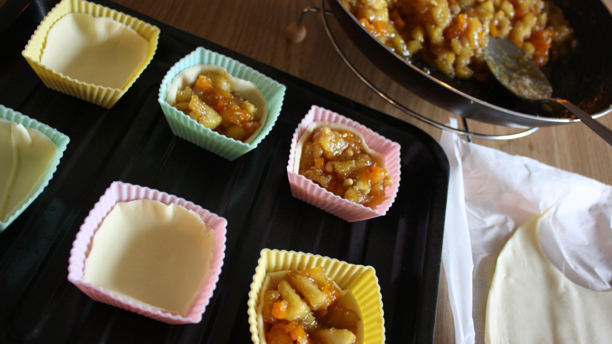 recette patacitrouilles dressage
