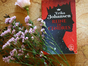REINE DE CENDRES : Avis lecture sur la Reine du Tearling de Johansen