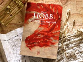 LES CITES DES ANCIENS - Robin Hobb, la Queen de la fantasy