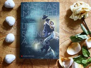 UNE SIRÈNE À PARIS - Avis lecture sur le dernier Mathias Malzieu
