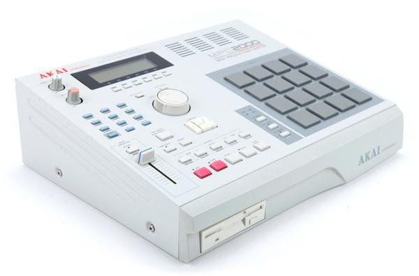 KRAUT | Cursos de sonido - Akai MPC 2000