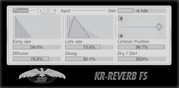 KRAUT | Cursos de sonido - KR Reverb