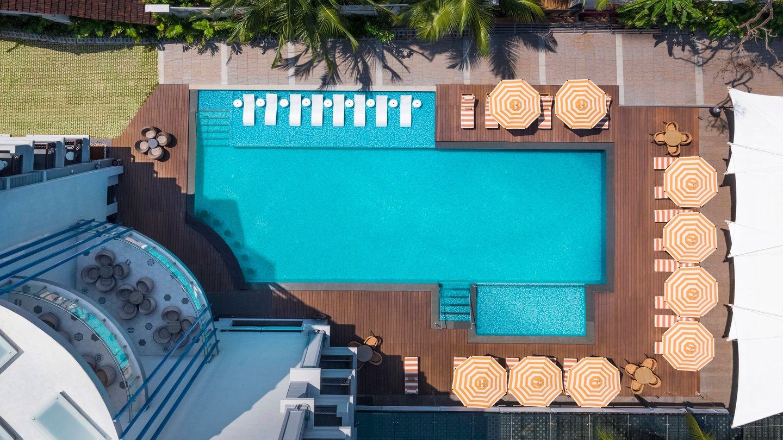 Le Meridien Goa Pool