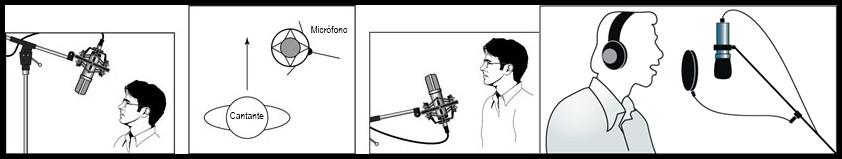 KRAUT | Cursos de sonido - Diferentes posiciones y distancias del micrófono