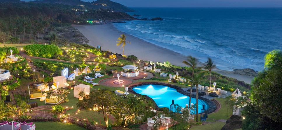 WGoa Resort Overview